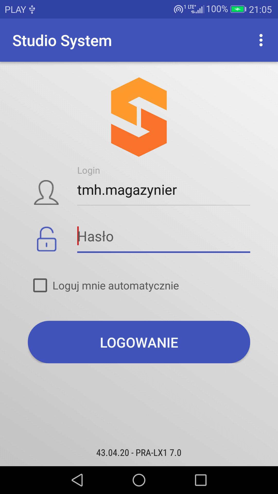system do zarządzania magazynem,oprogramowanie dla magazynów,system wms android