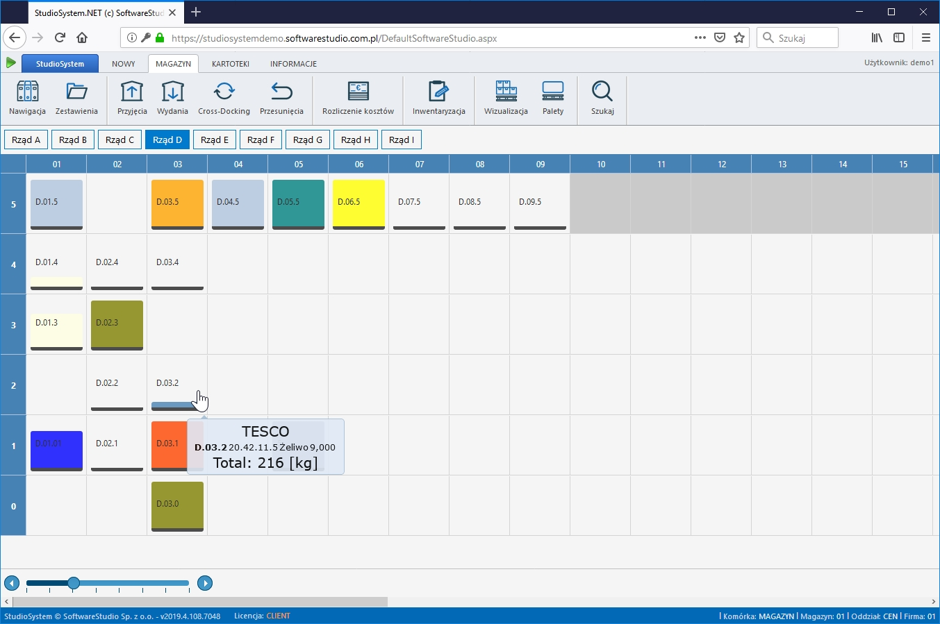 wms system,import excel,system wms