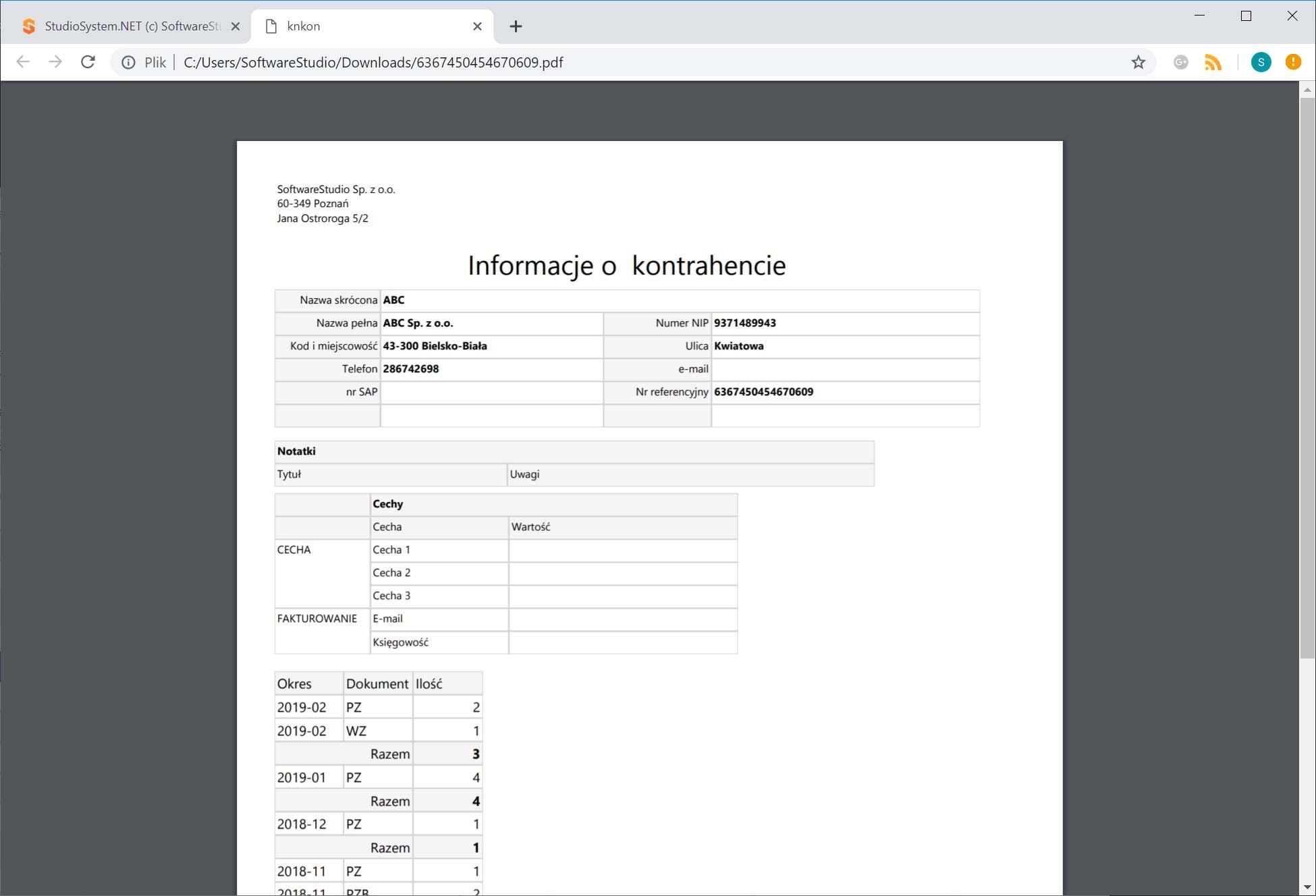 zarządzanie przestrzenią magazynową,program magazynowy z czytnikiem kodów,oprogramowanie magazynowe
