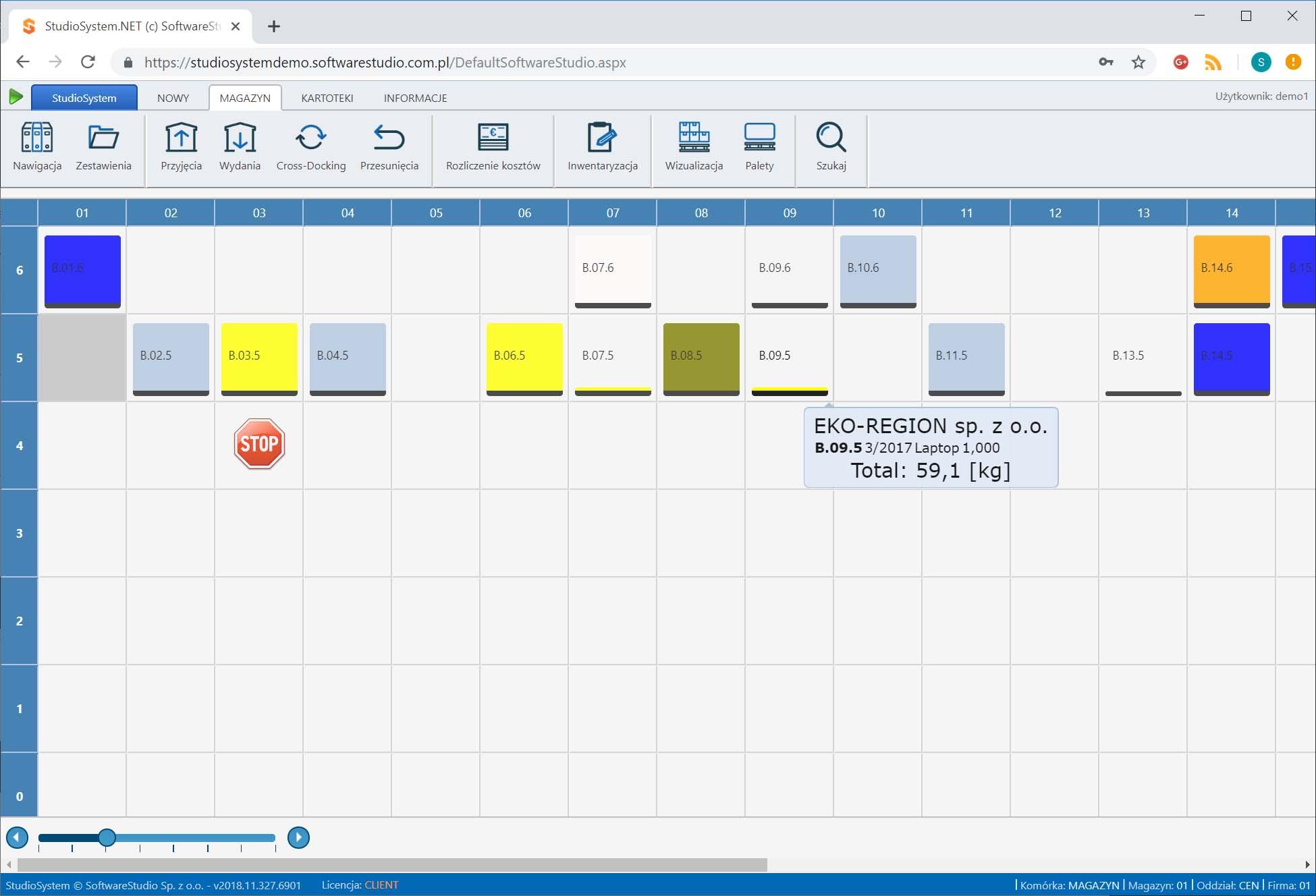 kolektor danych ukraiński,wms warehouse management system,oprogramowanie magazynowe