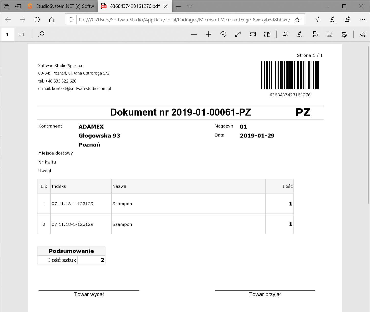 outsourcing it poznań , czyli Software house. Magazynowe systemy informatyczne