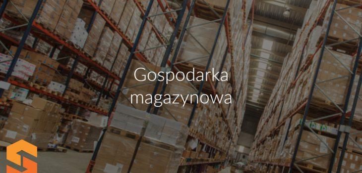 Gospodarka magazynowa