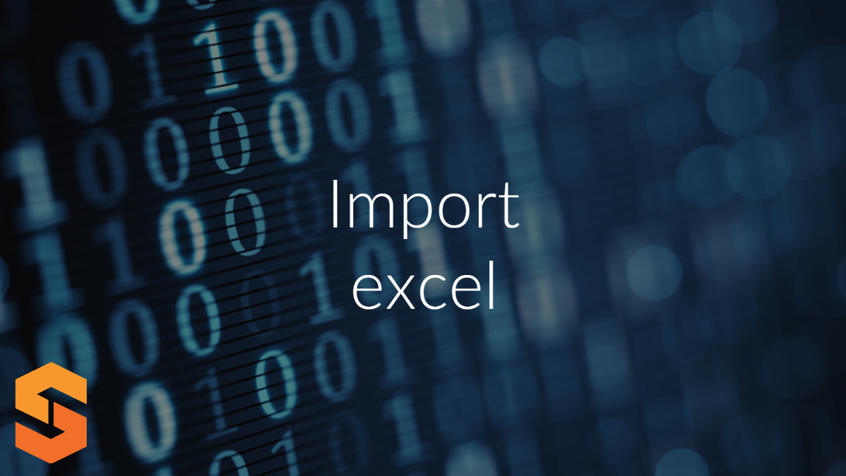 import excel
