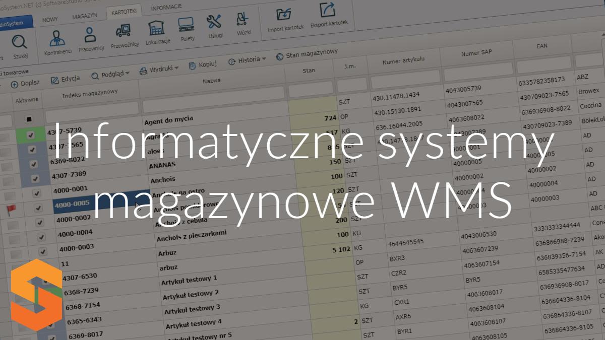 system magazynowy wms on-line,informatyczne systemy magazynowe wms