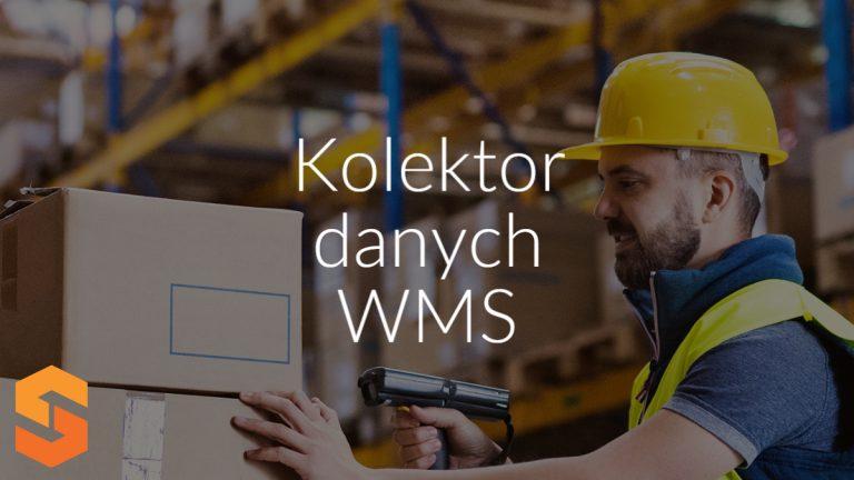 Kolektor danych WMS