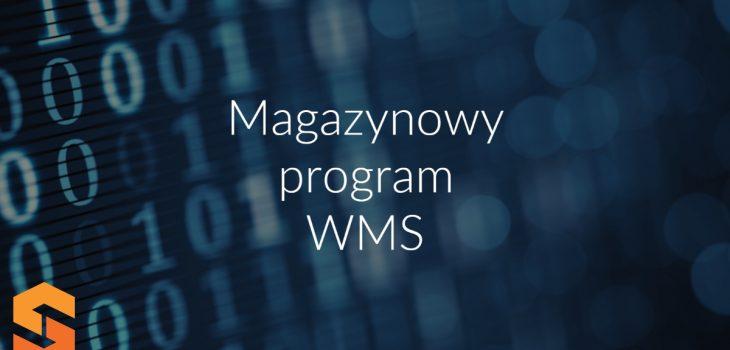 Magazynowy program WMS