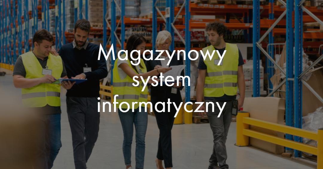Magazynowe systemy informatyczne dla Wf-Mag