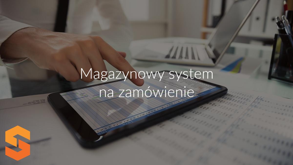 magazynowy system na zamówienie