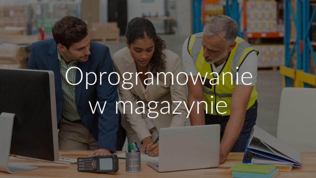 Oprogramowanie w magazynie