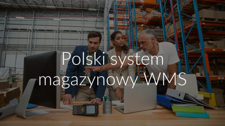 Polski system magazynowy WMS