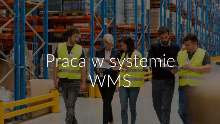 Praca w systemie WMS