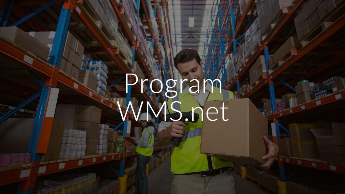 oprogramowanie magazyn,program wms.net
