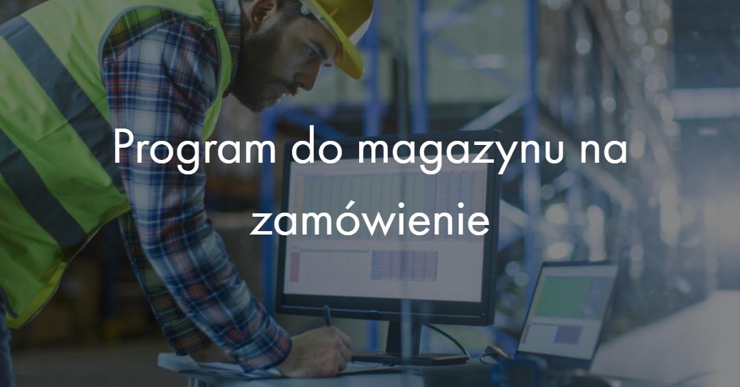 magazynowy program