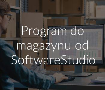 Program do magazynu od SoftwareStudio