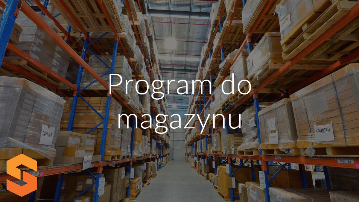 program do magazynu