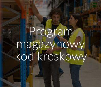 Program magazynowy kod kreskowy
