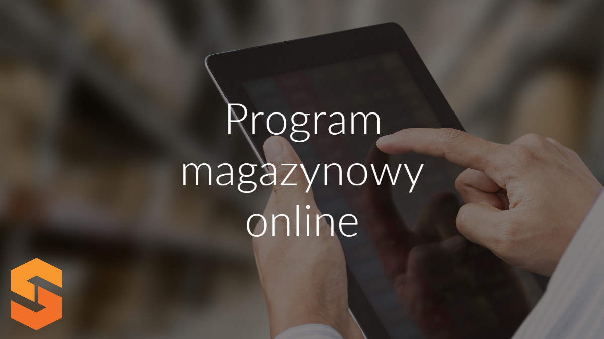 program magazynowy online