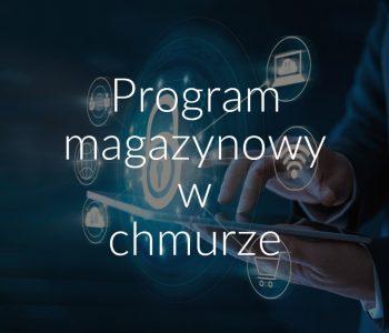 Program magazynowy w chmurze