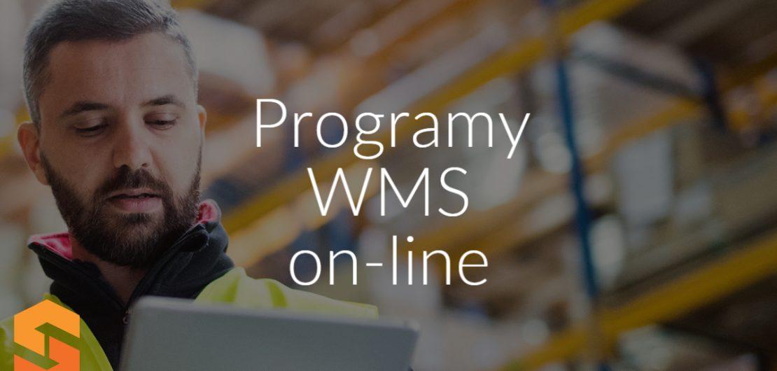 Programy WMS on-line