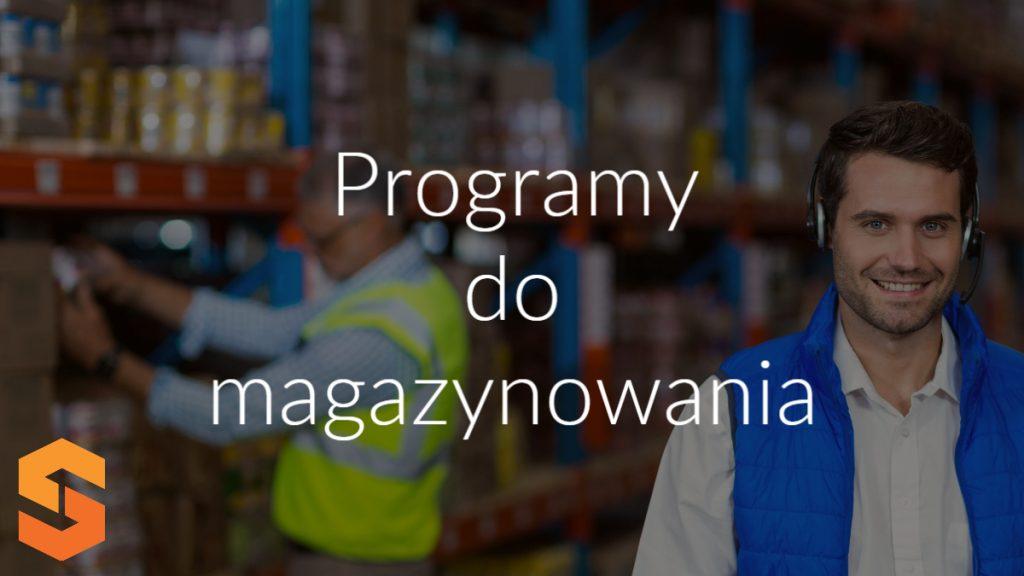 Programy do magazynowania