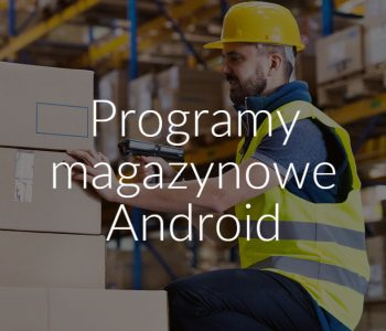 Programy magazynowe Android
