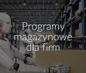 Programy magazynowe dla firm