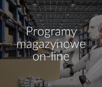 Programy magazynowe on-line