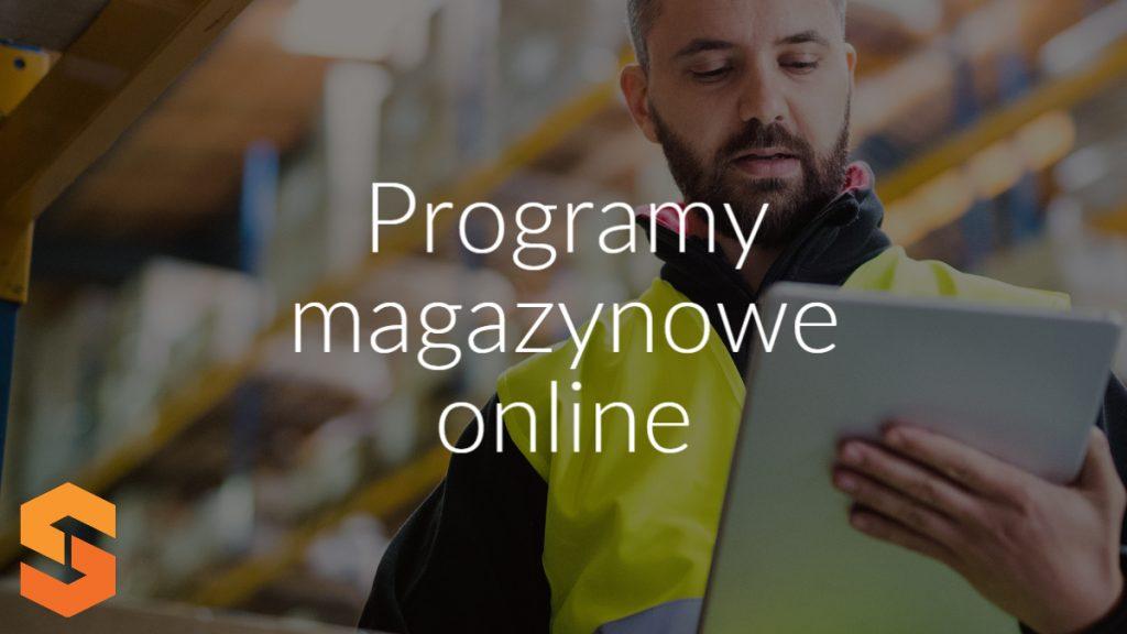 Programy magazynowe online