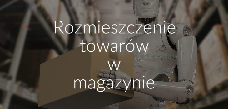 Rozmieszczenie towarów w magazynie