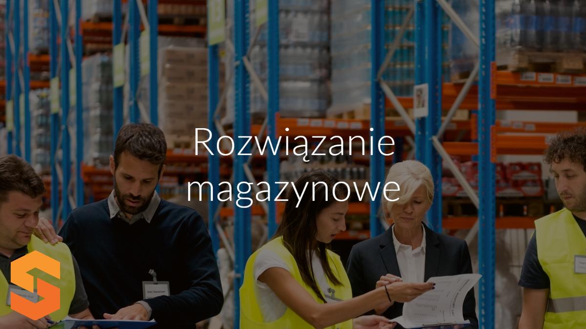 Rozwiązanie magazynowe
