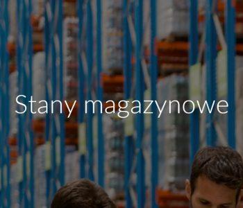 Stany magazynowe