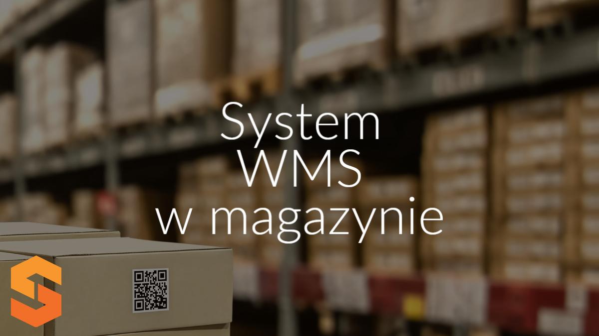 system wms w magazynie