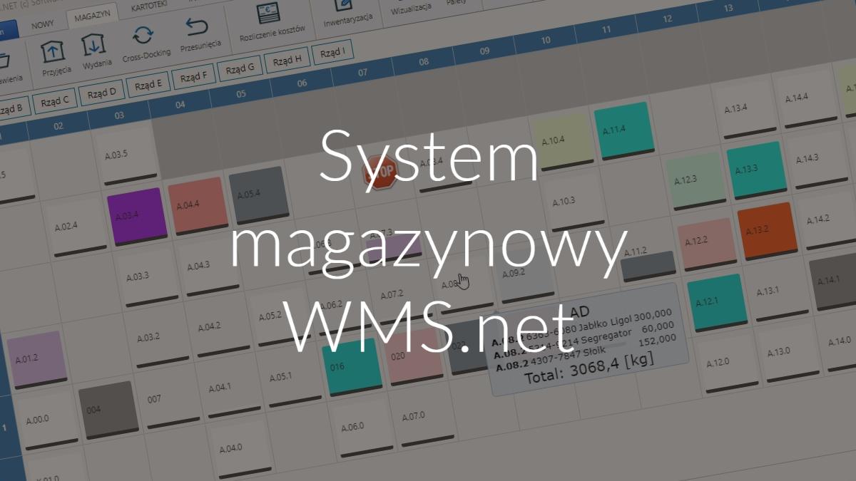 system magazynowy wms.net