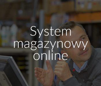 System magazynowy online