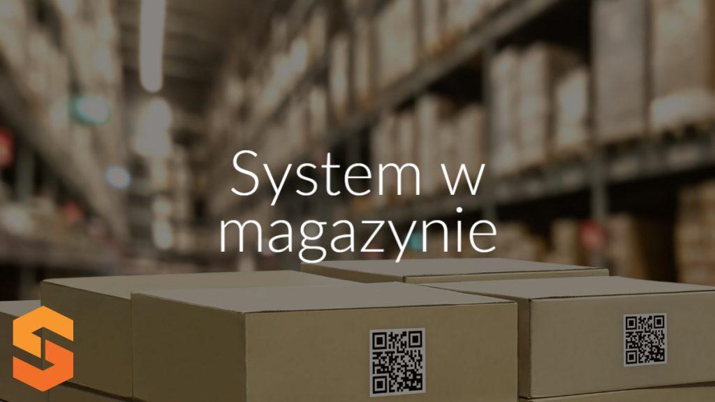 System w magazynie