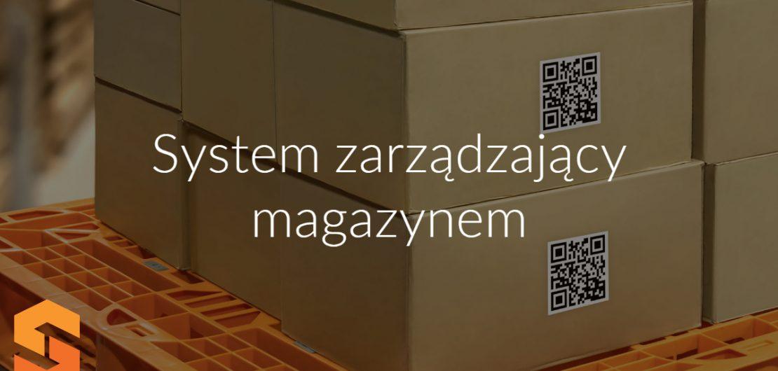 System zarządzający magazynem