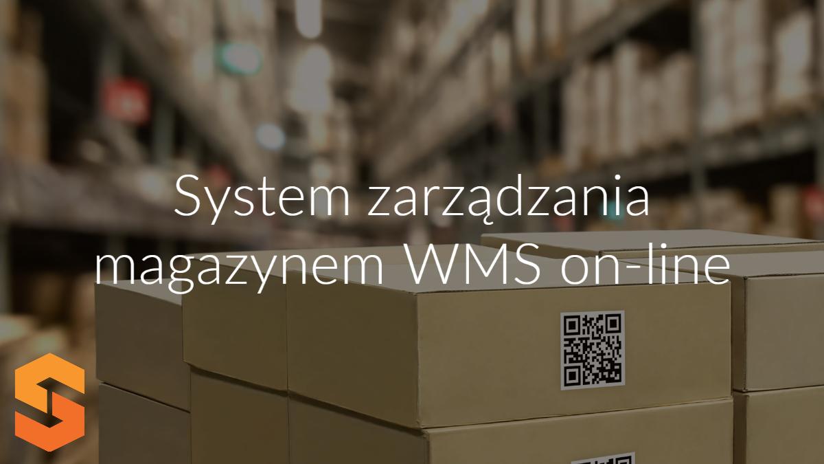 system zarządzania magazynem wms on-line