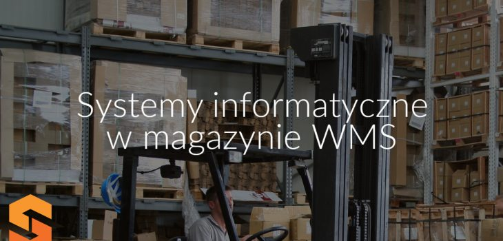 Systemy informatyczne w magazynie WMS