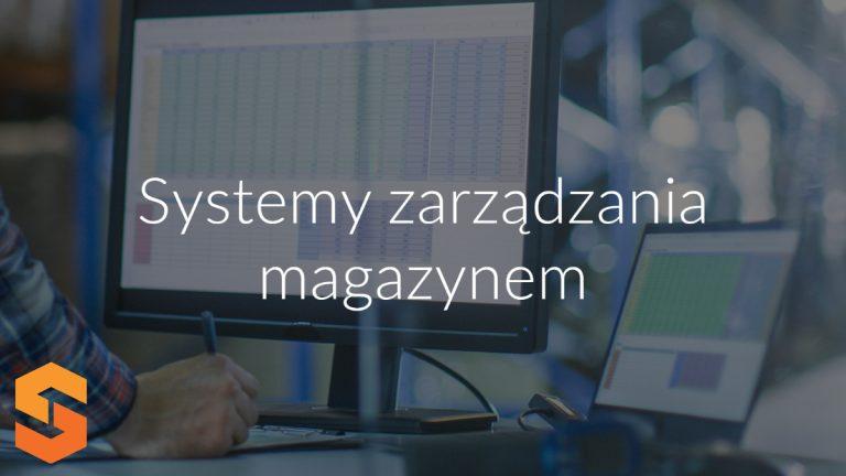 Systemy zarządzania magazynem