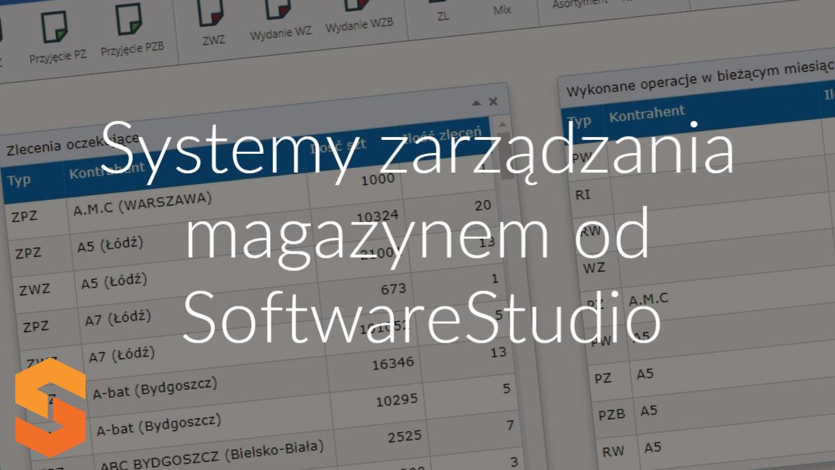 systemy zarządzania magazynem od softwarestudio