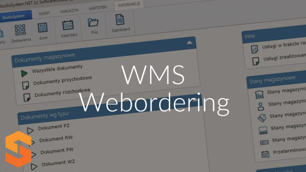 WMS Webordering