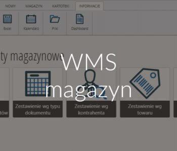WMS magazyn