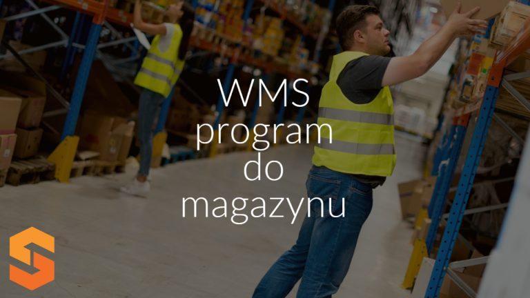 WMS program do magazynu