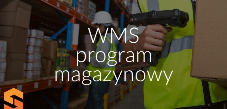 WMS program magazynowy