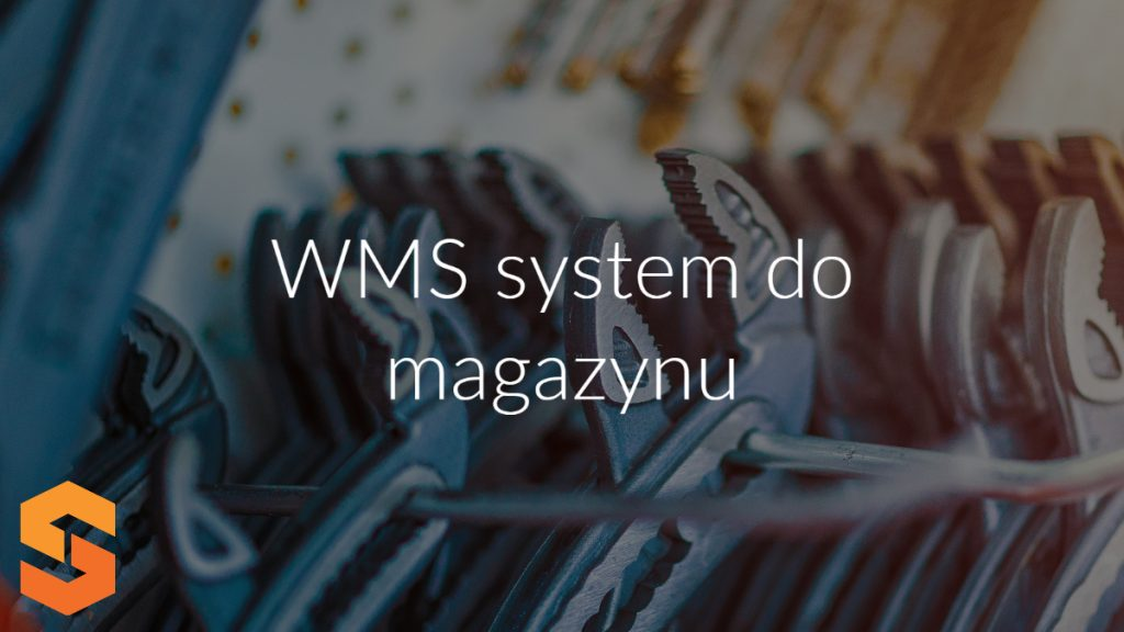 WMS system do magazynu