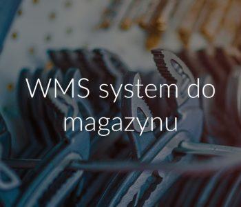 WMS system do magazynu