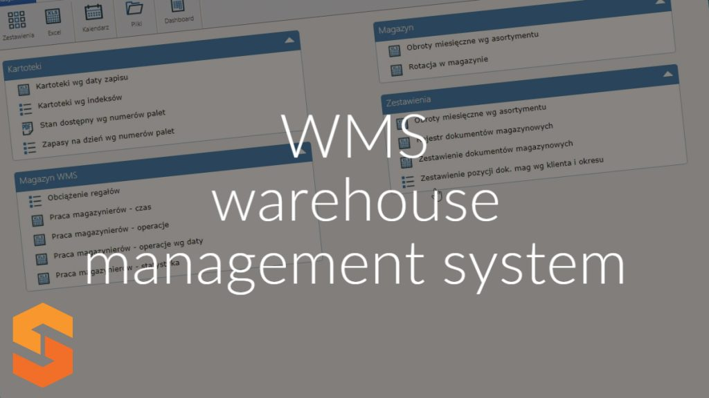 WMS (warehouse management system)