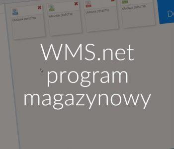 WMS.net program magazynowy