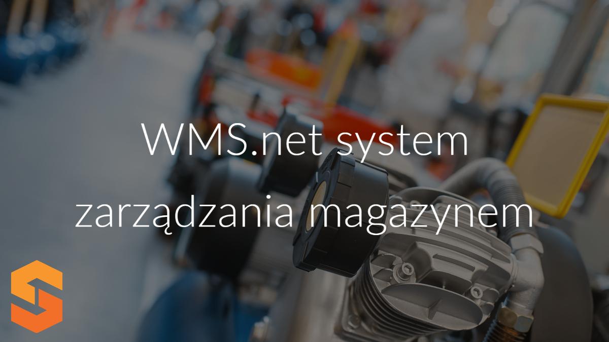 wms system zarządzania magazynem
