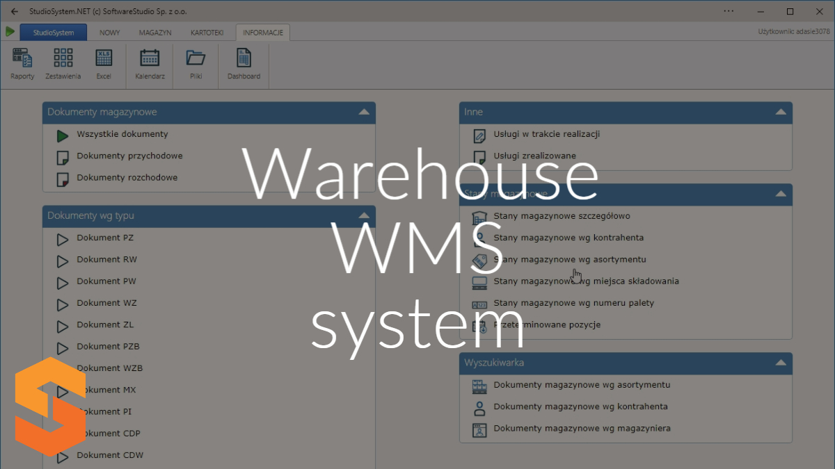 warehouse wms system